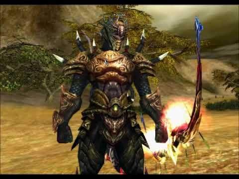 Shaiya Divine cazador de lvl 1 a lvl 60