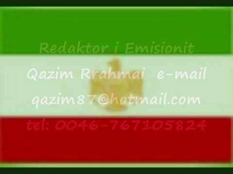 Radio Bashkimi i Ashkanlinjeve ne Suedi Redaktor  Qazim Rrahmani