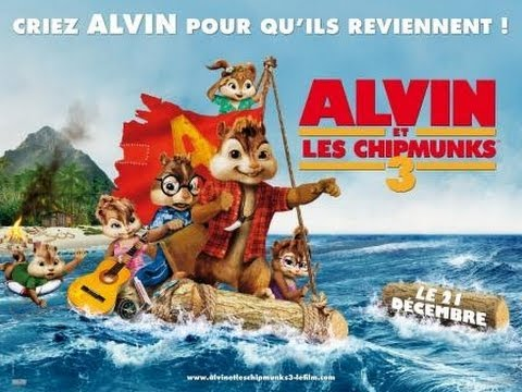 Alvin et les chipmunks 3 bande annonce vf youtube - Coloriage alvin et les chipmunks simon ...