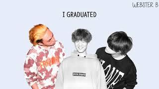 김하온(HAON) - Graduation (Feat. 이병재 VINXEN, 배연서 WEBSTER B)