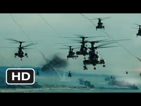Battle: Los Angeles Official Trailer #1 - (2011) HD