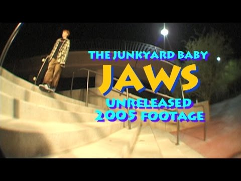 "Jaws' ""The Junkyard Baby"" Part"