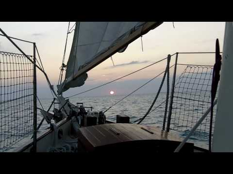 Key West Sunset With Danger Charters HD