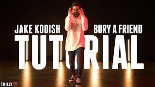 Billie Eilish - bury a friend - Dance TUTORIAL - Jake Kodish [Preview]