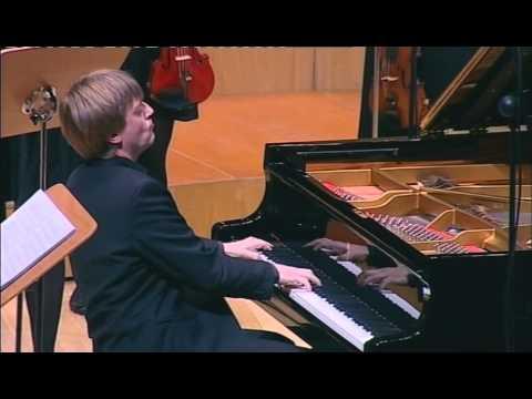 Shostakovitch: Concierto piano, trompeta y cuerdas. Enrique Bagaría, Rubén Marqués.
