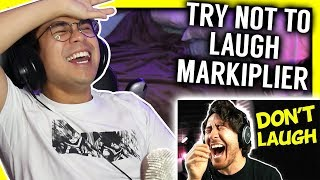 TRY NOT TO LAUGH AT MARKIPLIER'S TRY NOT TO LAUGH