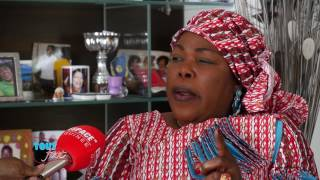"""[Interview] """"Maman Pogba"""", supportrice numéro 1"""