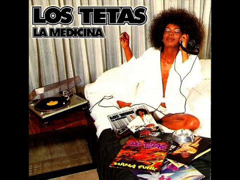 Los Tetas - La Medicina (Disco Entero)