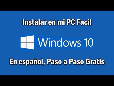 Instalar Windows 10 en una Nueva Particion