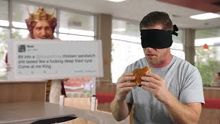 """If """"Real People"""" Commercials Were Real Life - Burger King"""
