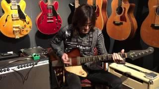 Gibson 1964 Firebird V 演奏:ichiro