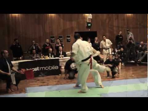 2012 Australian Kyokushin Karate National Titles (Full Contact) Image 1