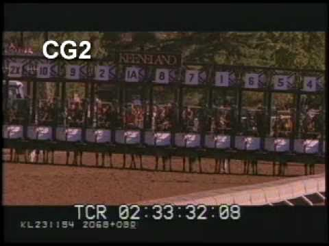 Horse Racing - Derby - Racing Horses - Starting Gates - Best Shot Footage - Stock Footage