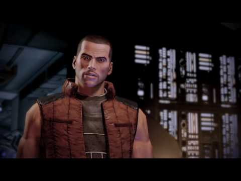 Mass Effect 2: Commander Shepard Is Still A Jerk