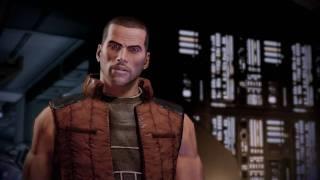 Mass Effect 2: Commander Shepard Is Still A Jerk