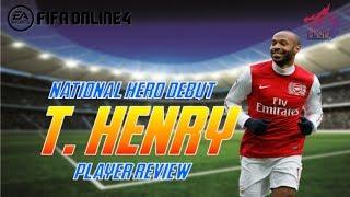 FO4 review - Thierry Henry (NHD) - Đứa con thần gió
