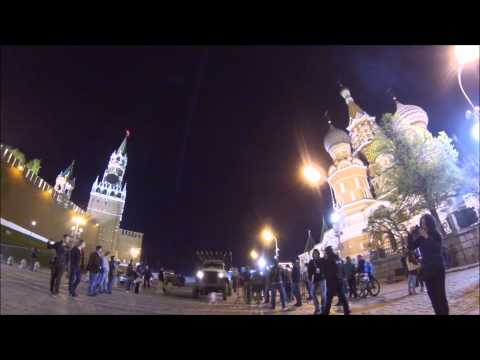 Trip in Minsk(Belarus), Night&Day in Moscow (Russia) 2015Moscow-1941-1945Victory Day Parade on 70th
