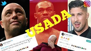 MMA Community Reacts to Jon Jones Failing UFC 214 Drug Test