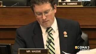 Rep. Massie Investigates Healthcare.gov Problems