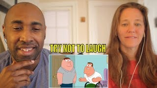 Try Not To Laugh Challenge l Family Guy Funniest Moments #60