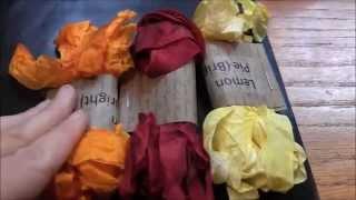 DETASH-Hand Dyed Seam Binding Clearance!!