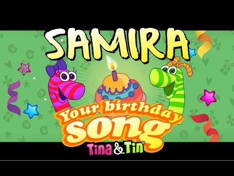 Tina&Tin Happy Birthday SAMIRA