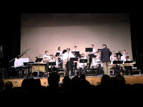 Straub MS Jazz Band at Cleveland High School