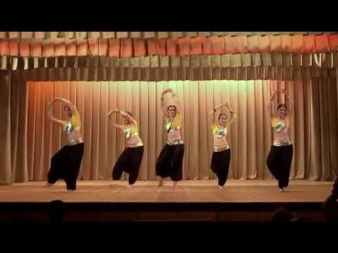 Semi Classical Indian Dance - Narumugaye - Iruvar video