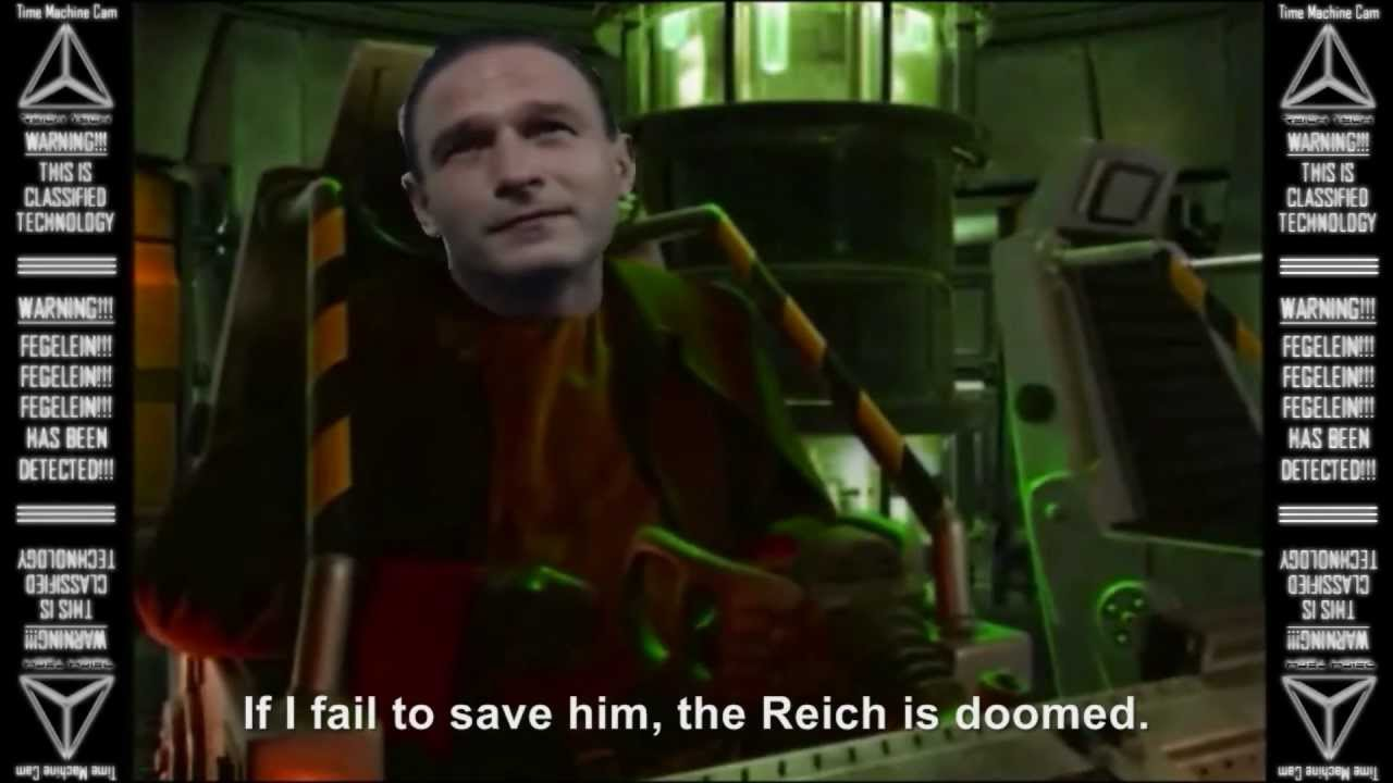 The Assassination of Hitler: Episode VIII