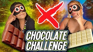 DESAFIO DO CHOCOLATE 2 !!! (CHALLENGE)