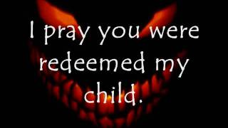 Watch Disturbed My Child video