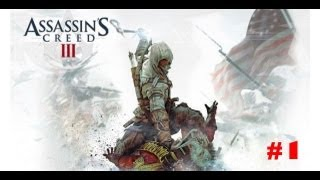 Assassins Creed 3 Lets play: Into the Cave