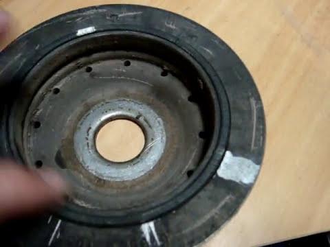 La polea damper del cigüeñal de Nissan Platina-2a parte
