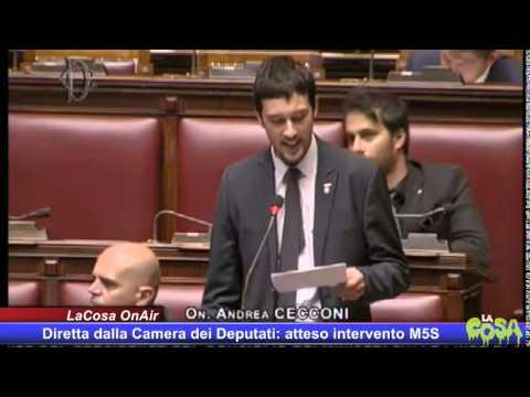 MILLEBALLE - Andrea Cecconi M5S risponde a Matteo Renzi