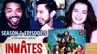 TVF INMATES | S01E05 | Reaction w/ Chuck & Olena!