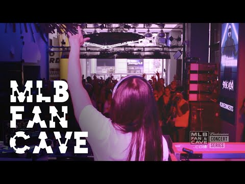 Budweiser Presents: Steve Aoki @ MLB Fan Cave