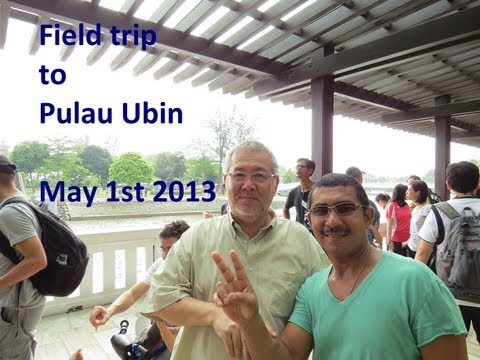 Trip to Pulau Ubin (Ubin Island) May 1st 2013