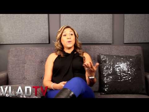 "Rashidah Ali on Reunion Feud With Joe Budden: ""I Don't Tolerate"
