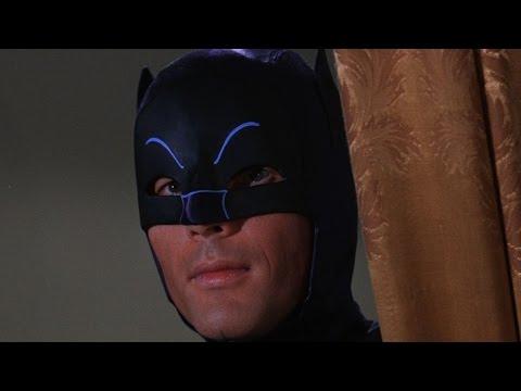 Get to Know Adam West: TV's Original `Batman'