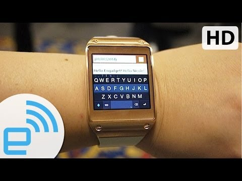 Install Google Keyboard On Samsung Gear Watch With ADB (On Null ROM)