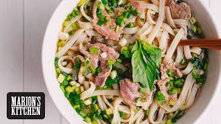 Express Pho Noodle Soup - Marion's Kitchen