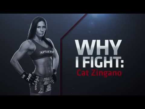 UFC 178: Cat Zingano - Why I Fight