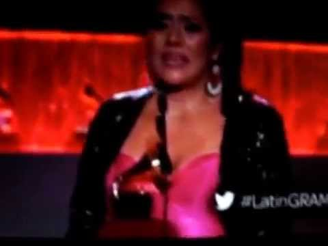 Lila Downs, Niña Pastori, Soledad GANADORAS GRAMMY LATINO 2014