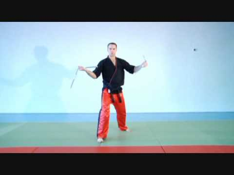 Nunchaku By World Champ. Marc Chaland video