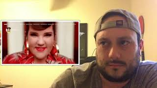 Eurovision Song Contest 2018 Israel Calling Reaction To Netta Live!! Speechless!