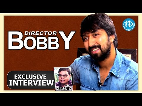 Sardaar Gabbar Singh || Director K S Ravindra (Bobby) Full Exclusive Interview | Talking Movies #147