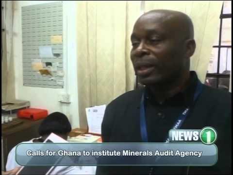Viasat News Tanzania Mineral Audit