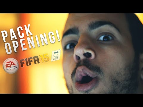 PACK OPENING FIFA 15! By Frax