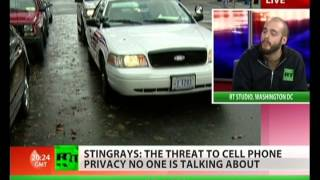 'StingRay' facilities blanketing surveillance