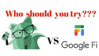 Google Fi review vs Mint Mobile review and compare video